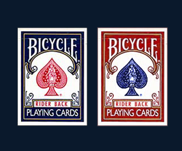 Bicycle Card Box (empty) - USPCC