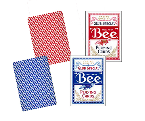 Cards - Bee Deck (Poker) -USPCC