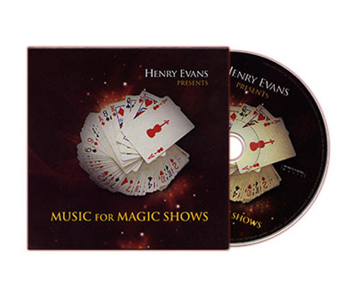 Music for Magic Shows - Henry Evans