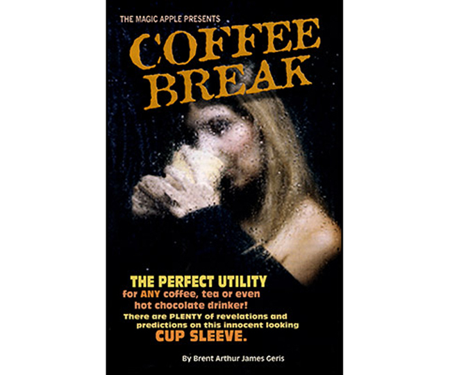 Coffee Break - Brent Geris