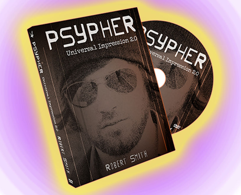 Psypher 2.0 - Robert Smith &Paper Crane Productions