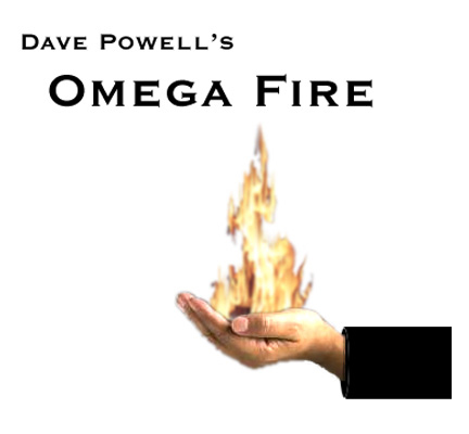 Omega Fire - Dave Powell