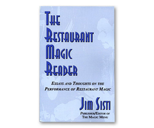 Restaurant Magic Reader - Jim Sisti