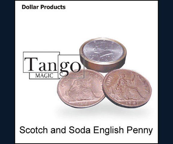 Scotch And Soda English Penny - Tango