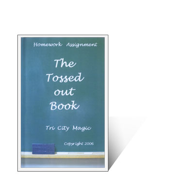 The Tossed Out Book (2nd Edition) - Tri City Magic