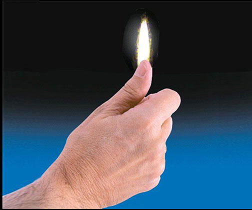 Thumb Tip Flame - Vernet
