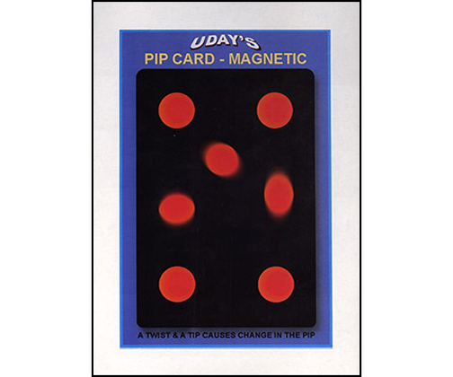 Pip Card (Magnetic) - Uday