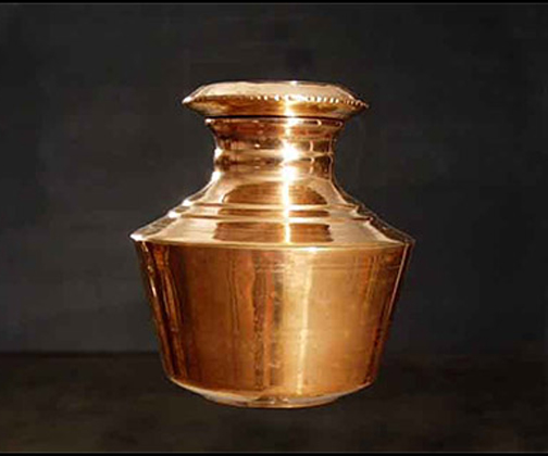 Water of India (Copper) - Uday