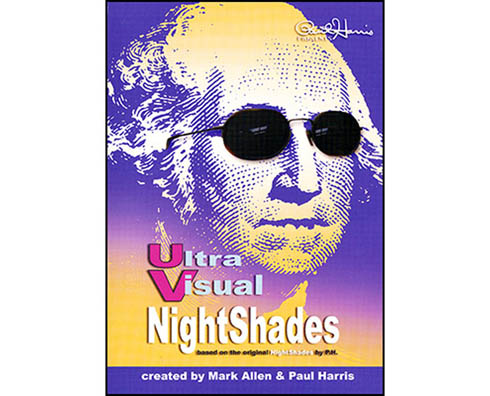 UV Nightshades - Mark Allen & Paul Harris