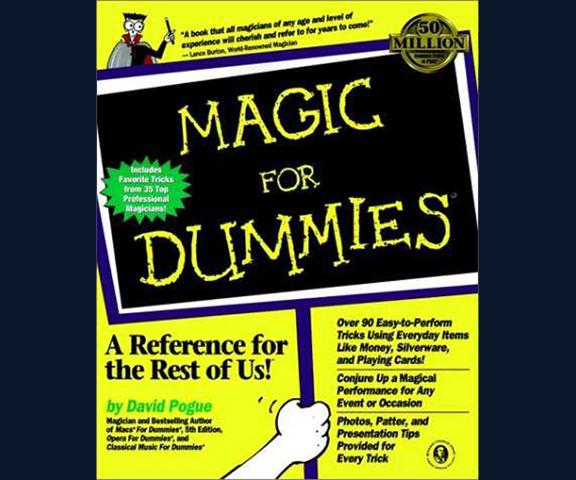 Magic For Dummies - David Pogue