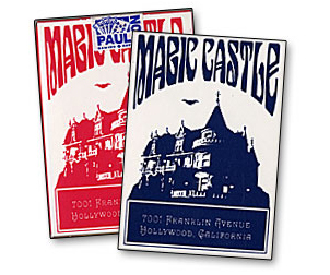 Cards - Magic Castle Commerative Cards - Paulson Company