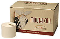 Mouth Coils (White) - Bazar de Magia