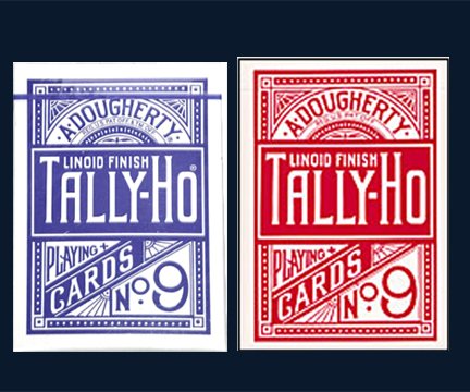 Cards - Tally Ho Circle Back - USPCC